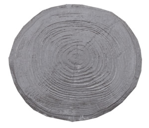Log Rounds Stepping Stones Slab And Garden City Perth Wa